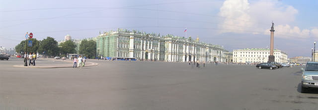 Musée ermitage Saint Petersbourg