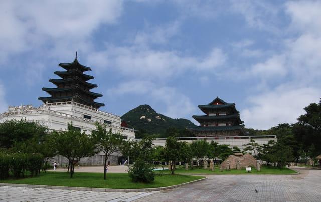 Musée folk de Séoul