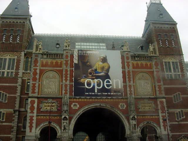 Musée... ouvert
