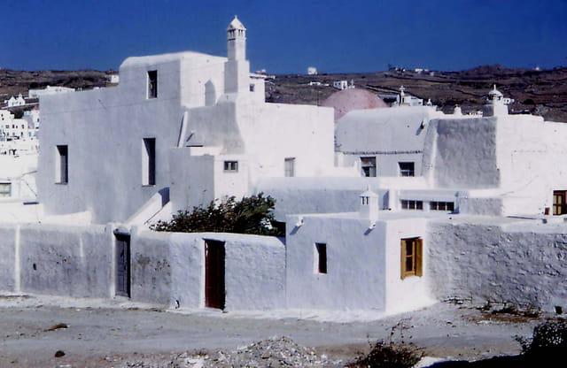 Mykonos la blanche