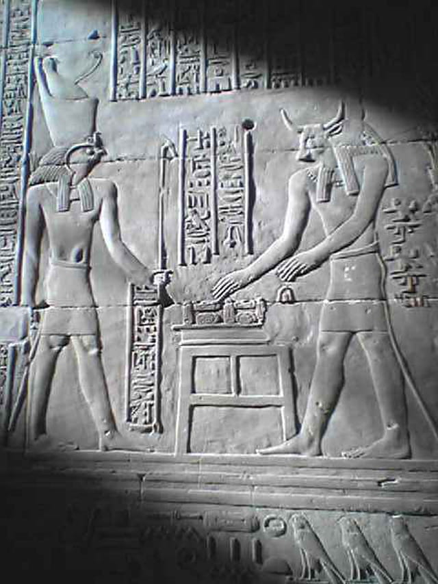 Mystere egyptien