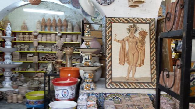 Nabeul attistique poterie I