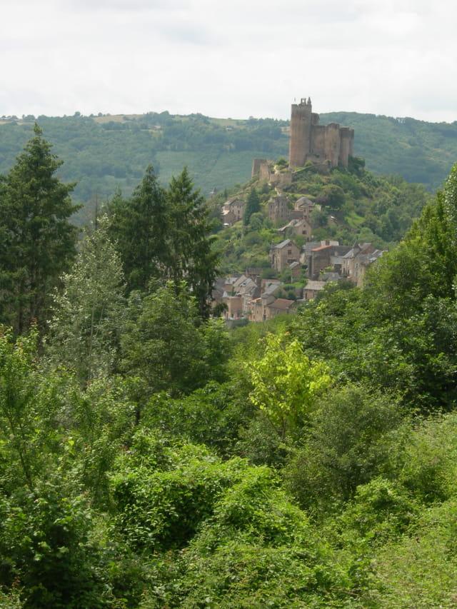 Najac cité médiévale