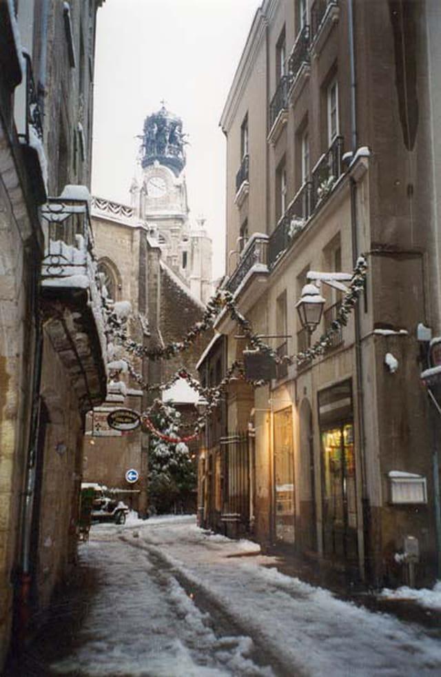 Nantes la Blanche