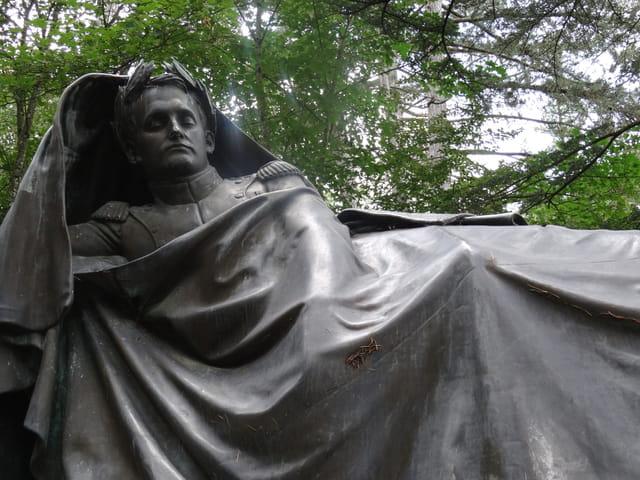 Napoléon s'éveillant à l'immortalité