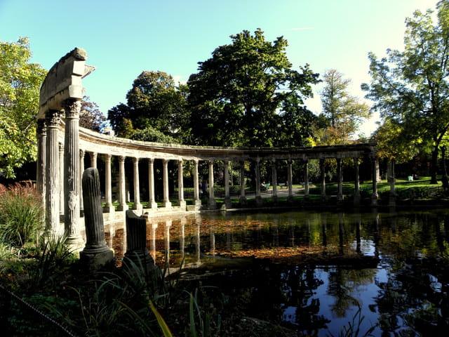 Naumachie du Parc Monceau