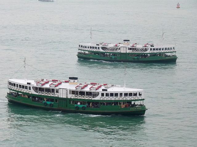 Navette portuaires