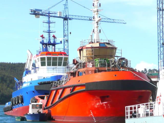Navia en Espagne