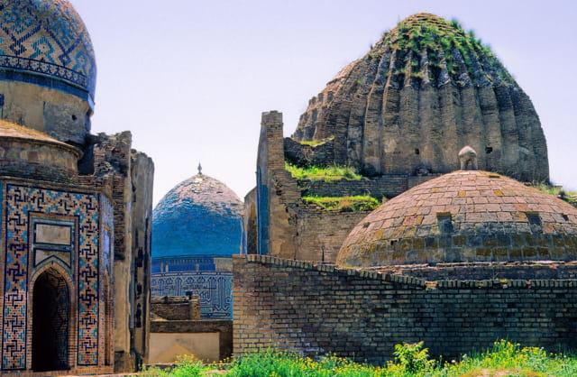 Nécropole chakhi zinda