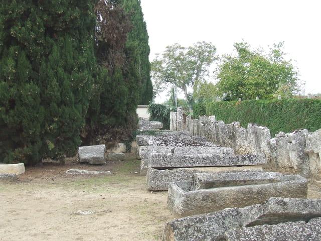 Nécropole de Civaux