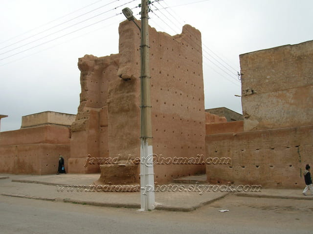 NEDROMA;LA CASBAH