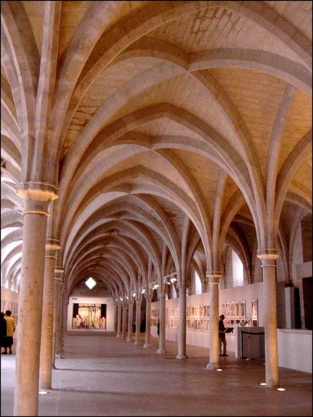 Nef du Collège des Bernardins