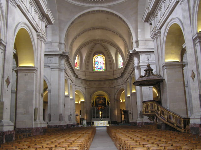 Nef Notre-Dame