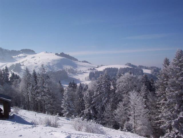 Neige à Habere