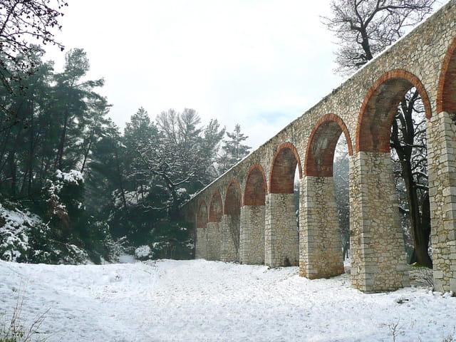 Neige janvier 2009