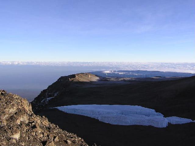 Neiges du kilimanjaro
