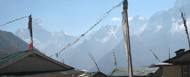 Népal - Objectif 5000