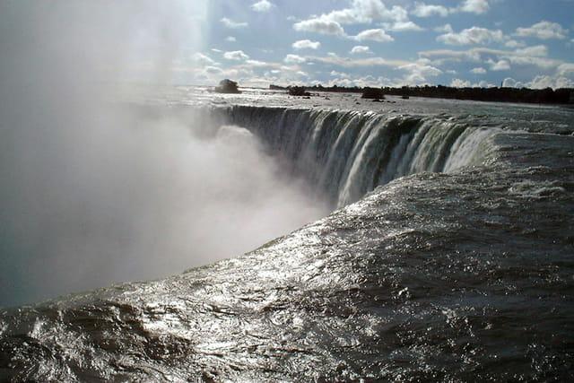 Niagara chutes canadiennes