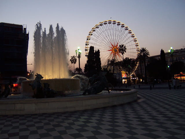 Nice la place Massena