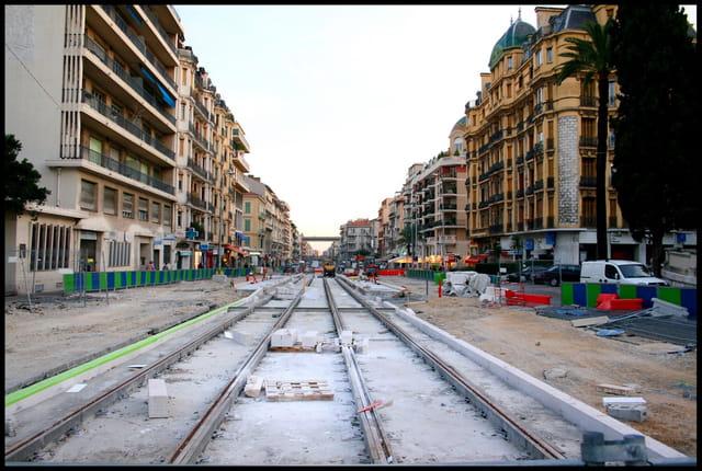 Nissa la bella - le tramway