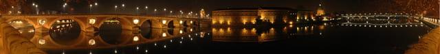 Nocturne sur la Garonne