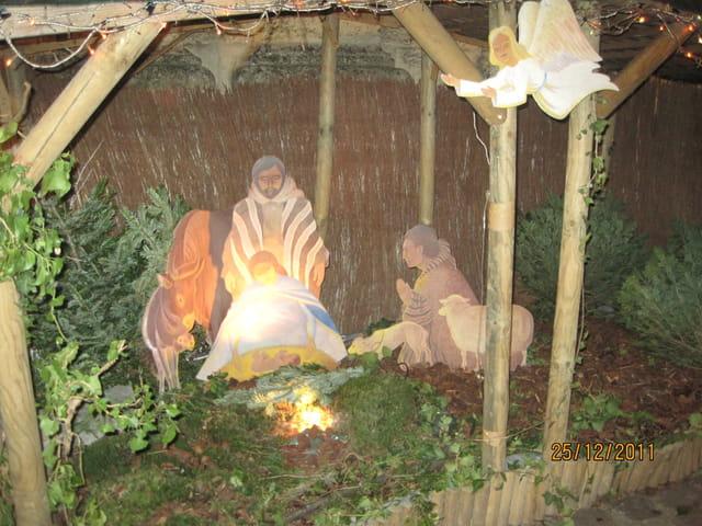Noël 2011, au Pecq-sur-Seine