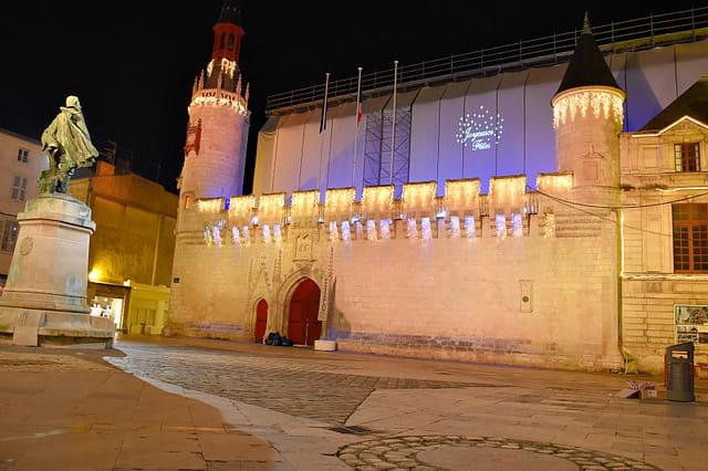 Noël 2015 - La Rochelle, Hôtel de ville