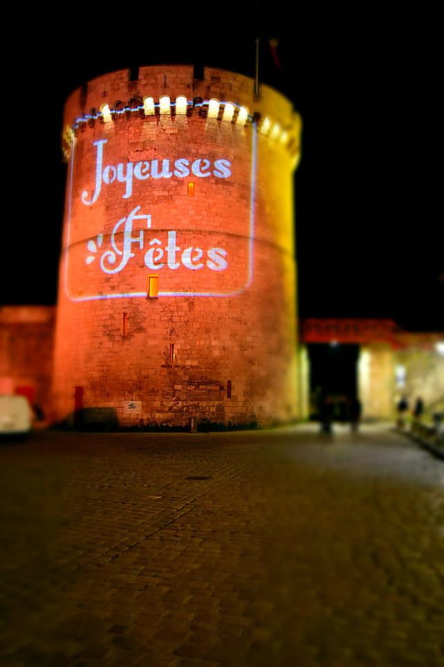 Noël 2015 - La Rochelle, Tour de la Chaîne