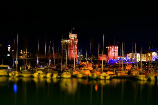 Noël 2015 - La Rochelle, vieux-port
