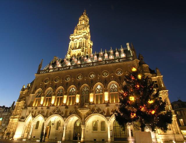Noël à Arras