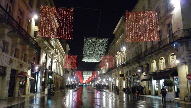 Noël à Bordeaux