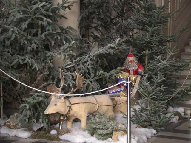 Noël à la mairie