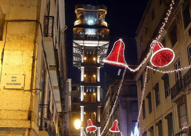 Noël à Lisbonne