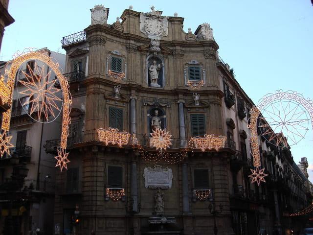 Noël à Palerme