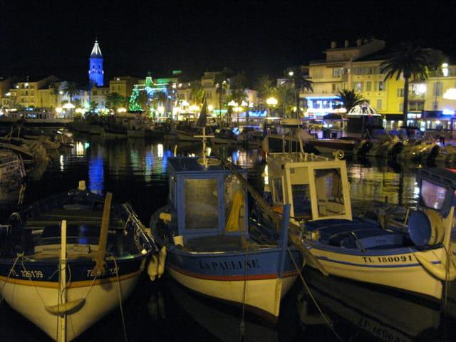 Noël à Sanary sur mer