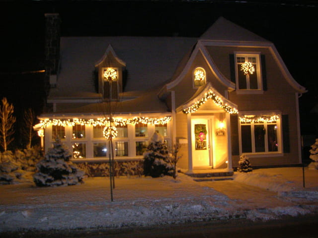 Noël à St-�tienne-des-Grès