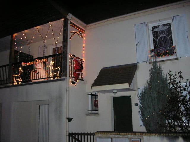 Noel au balcon