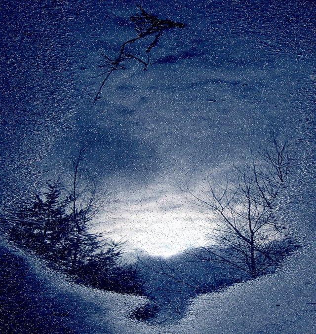 Noël au crépuscule