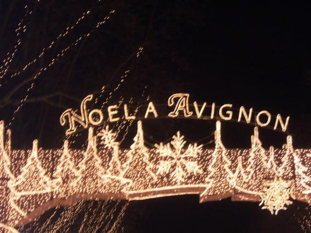 Noel en Avignon