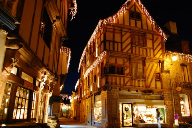 Noël en Bretagne