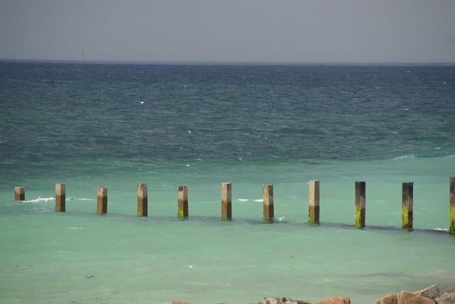 Noirmoutier: avant la tempête