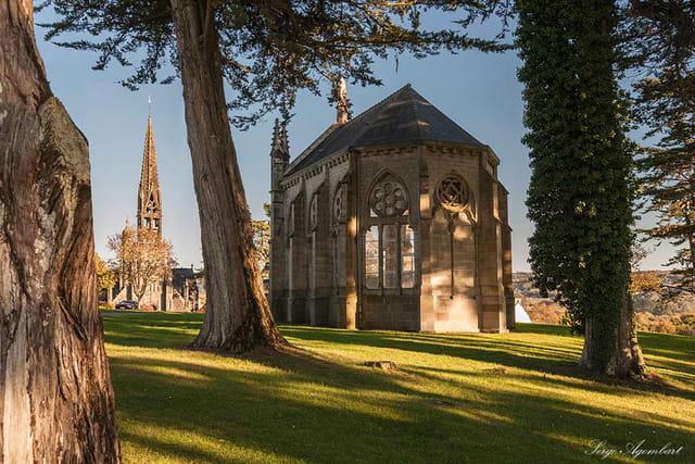 Notre Dame de Rumengol.