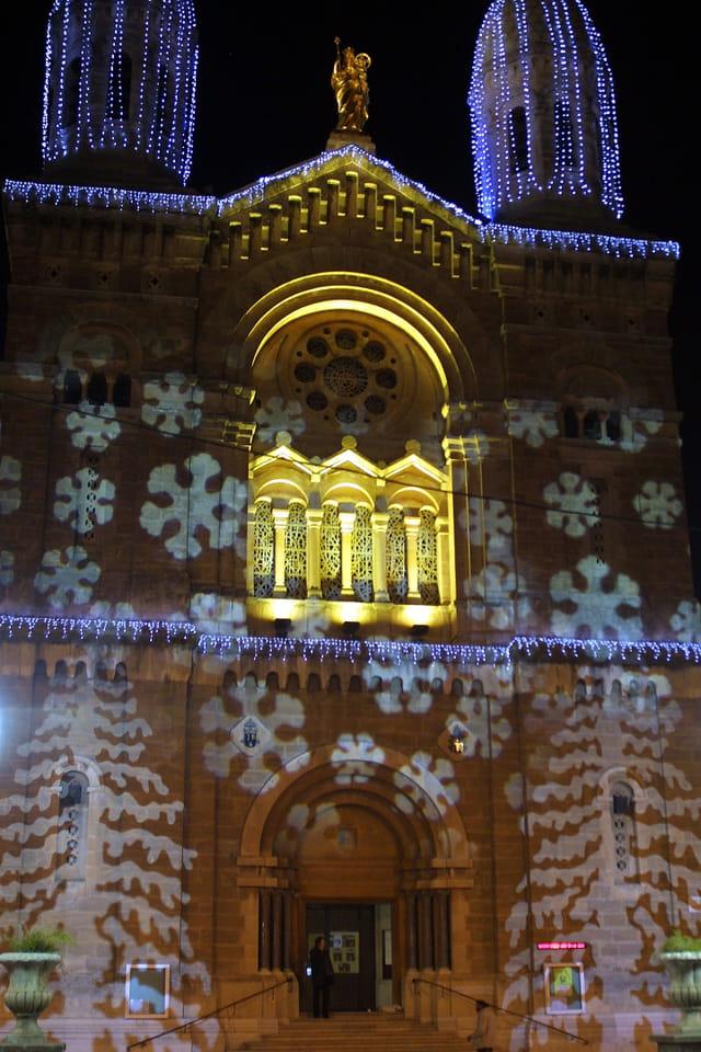 Notre-Dame en habit de lumières
