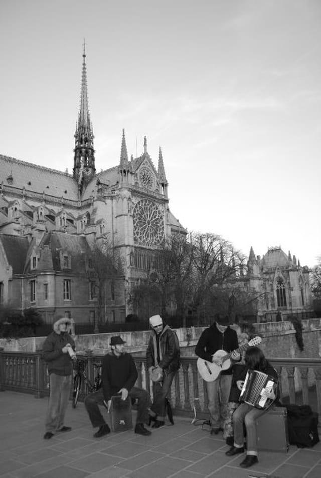 Notre Dame en musique