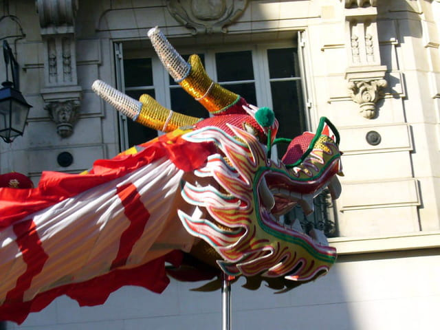 Nouvel an chinois 2007