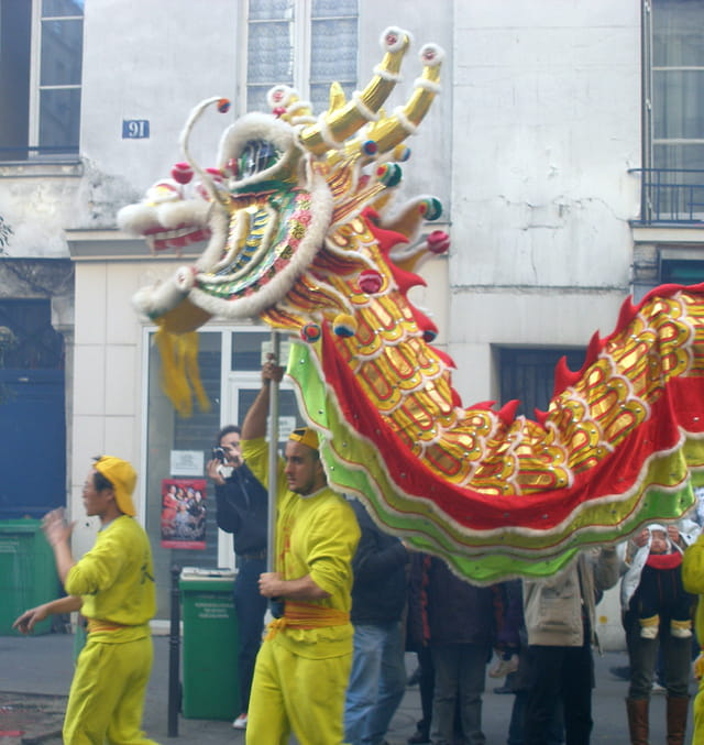 Nouvel An Chinois 2008
