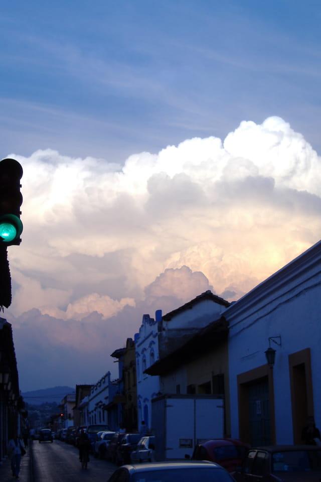 Nuit à San Cristobal de Las Casas