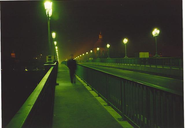 Nuit à Toulouse