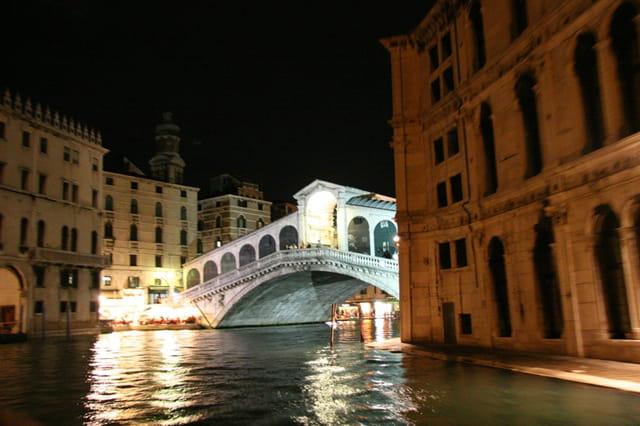 Nuit à Venise