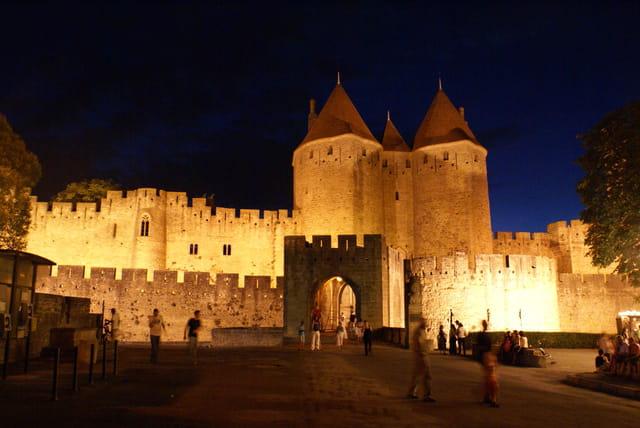 Nuit de carcassonne